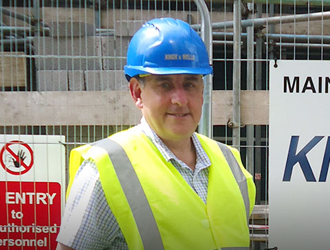 H&S Manager Becomes Construction Ambassador