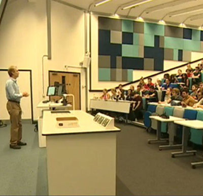 Cardiff University Lecture Theatres Knox Wells LTD