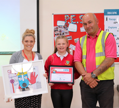 Safety Awareness at Garnteg – Stay Safe Campaign