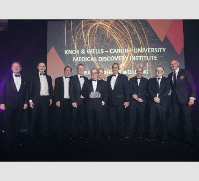 Constructing Excellence Awards 2019